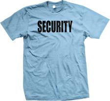 Security Bouncer Concert Backstage Bar Velvet Rope Line Kick Out Men's T-Shirt