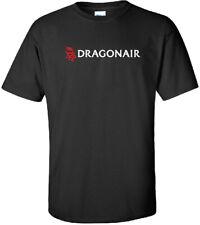 Dragonair Vintage Logo Hong Kong Airline T-Shirt