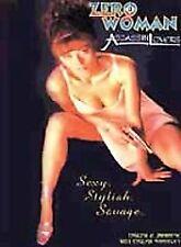 ZERO WOMAN: Assassin Lovers-Sexy Asian Thriller NEW DVD