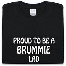 BIRMINGHAM T Shirt - Mens Womens S-XXL - Brummie Brummy Brum B'ham