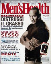"Men's Health-'04-DWAYNE JOHNSON ""THE ROCK"",Mark Verstegen,Cristiano Lucarelli,45"