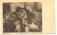 La petite grand mere Pretty Lady Vintage Art Postcard