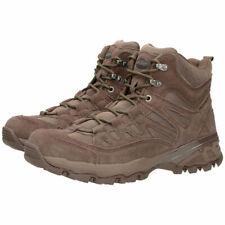 Mil-tec Squad botas 5 Inch zapatos trekking zapatos botas outdoorschuhe Marrón