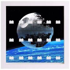 Lego Star Wars Death Star Minifigures Display Case Cadre Photo Mini Figures