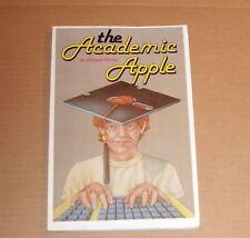 RARE Apple II Plus Educational Book - PB +