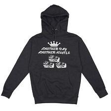 Men Winter Hoodie Hooded Sweatshirts Sport Sweater Pullover Another Day Hustle