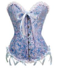 Corset bustier burlesque à motif trés séduisant de la marque Violet Lingerie