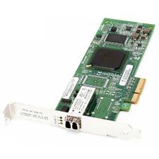 Carte Adaptateur HBA QLogic HP Fibre Channel KD414 PX2510401-70 4Go PCIe QLE2460