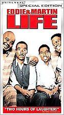 Life [VHS] Eddie Murphy, Martin Lawrence, Obba Babatundé, Nick Cassavetes, Anth