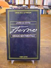 (FABBRI) STERNE: VIAGGIO SENTIMENTALE DI YORICK-FRANCIA