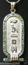 PERSONALIZA nombre y Favorito gema en plata de Ley Brillante CARTELA