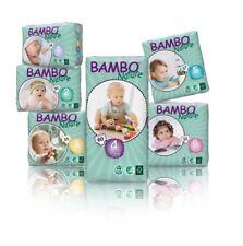 Choisissez parmi: BAMBO NATURE Couches & Culottes, (Taille 0-6) Eco Jetables