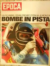 EPOCA 1093 1971 Speciale Gran Premio di Monza