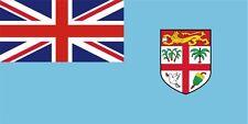Fiji lfd0052 Car Sticker Car Adhesive Banner Flag Land