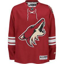 NHL Trikot Arizona Coyotes Eishockey Trikot burgund blank Premier