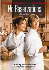 No Reservations  Table pour Trois (2008 DVD