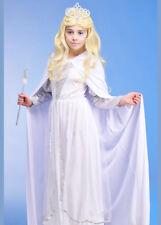 Le ragazze la Strega Bianca Narnia Stile Costume Per Bambini