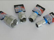 Stecknuss 8mm - 36mm 6-kant 1/2-Zoll Steckschlüssel Nuss - nach Wahl -