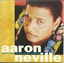 AARON NEVILLE w/ MARK KNOPFLER Brothers Don't fall apart EDIT PROMO Dj CD Single