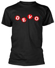 Devo 'Atomic Logo' T-Shirt - NEW & OFFICIAL!