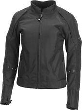 Fly Racing Butane Womens Textile Jacket Black