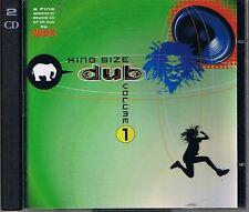 Various King Size Dub Vol. 1 Do CD Neu  Rar