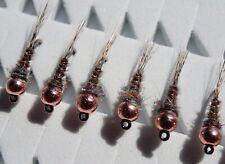 3 x CDC Bordeaux Mini klinkhammers Dry Truite Mouches Tailles 10,12,14,16