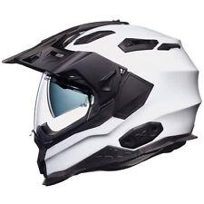 Nexx X.WED 2 Plain Touring Motorcycle Motorbike Helmet - White
