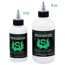 Stencil Stuff Tattoo Thermal Transfer Solution Application Green Stuff Soap Stay