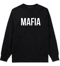 Kings Of NY Mafia Crewneck Sweatshirt Italian Dope Mob