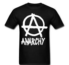 Anarchy T SHIRT RINGER VEST