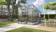 Gewächshaus Playa 5900-7600 Aluminium Gartenhaus Pflanzenhaus Treibhaus Frühbeet