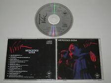 MERCEDES SOSA/VIVIR (TROPICAL MUSIC 68.924) CD ÁLBUM