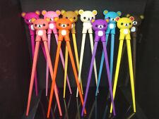 3 Pairs Learning Training Learner Chopstick Kids Children Practice Chopsticks