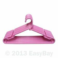 Plastic Coat Hangers, adults, Clothes, Trouser, Garment, Hanger - Pink