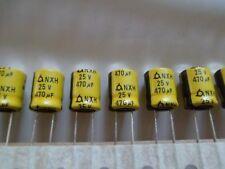 Samyoung NXH Elko 470µf 25 V 105 ° C 10x12, 5 mm Radial * NOUVEAU *