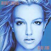 Britney Spears - In the Zone (2003 CD)