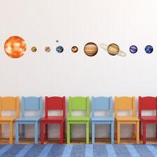 Zonnestelsel planeten Muursticker WS-50628