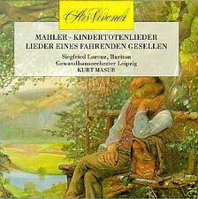 ARS VIVENDI - MAHLER - Kindertotenlieder/Gesellen 7142