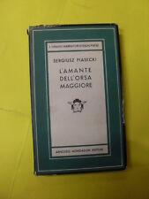 PIASECKI - L'AMANTE DELL'ORSA MAGGIORE - ED. MONDADORI - 1953