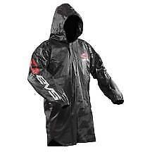 New EVS Raincoat BLK/RED   L/XL  S/M 338-20675  338-20675