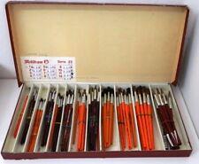 Pennello PELIKAN serie 23 pelo fine setole realizzati in diversi materiali TA339