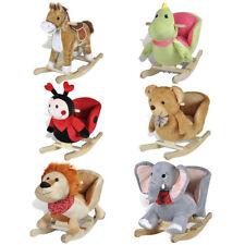 Schaukeltier Schaukelpferd Schaukel Tier Wippe Baby Spielzeug mehrere Auswahl