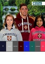 Cambridge University Unisex Pull Over hoodie