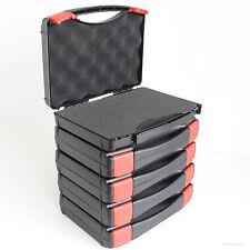Hard Plastic Case Storage Case Tool Case Pick n Pluck Foam Carry Case Stackable