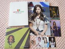 SNSD Girls' Generation YURI Photobook Goods Set w/Gift SM K-POP Yoona Taeyeon