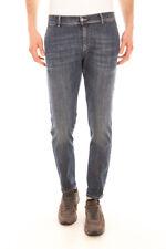 Jeans Daniele Alessandrini Jeans -55% Uomo Denim PJ5386L6613500-1111 SALDI