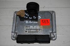 Opel Vectra B 2.0 DI Steuergerät Motor 90569348 0281001634