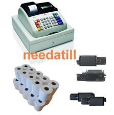TILL ROLLS & INK - Olivetti ECR 6100 ECR6100 ECR-6100 Ollivetti Oliveti