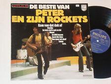 PETER EN ZIJN ROCKETS -De Beste Van- LP